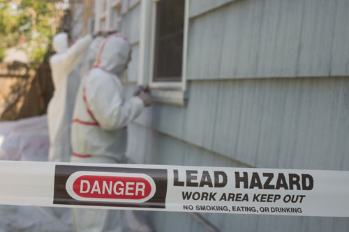Lead removal / remediation services in Nanaimo
