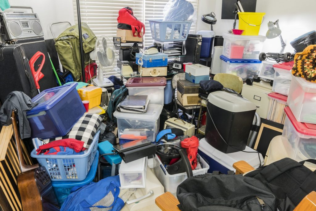 hoarding and clutter removal services in Nanaimo