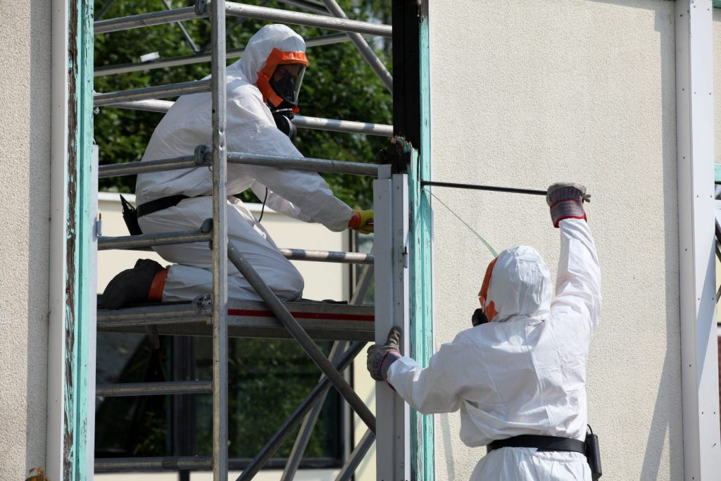 asbestos abatement & removal in Nanaimo